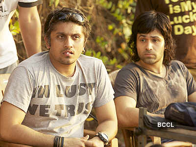 Murder 2: On the sets