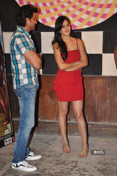 Hrithik & Katrina snapped for 'ZNMD'