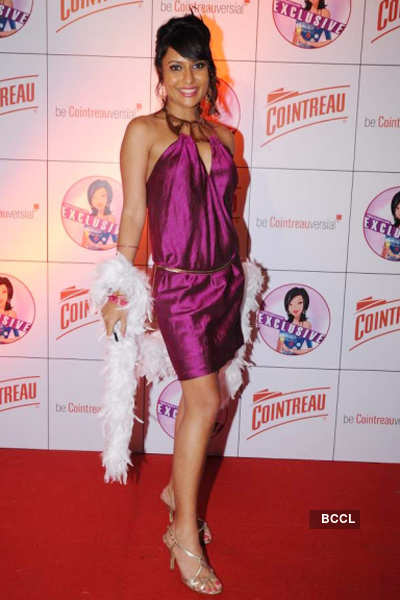 Miss Malini's 'Cointreau' party