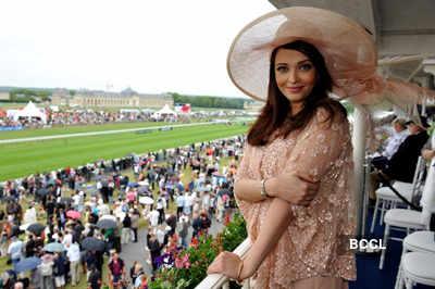 Ash at Prix de Diane horse racing