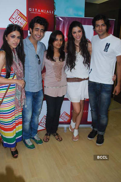 'AKK' stars @ Gitanjali jewellers event