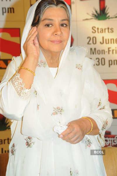 Launch of TV show 'Ammaji Ki Galli'