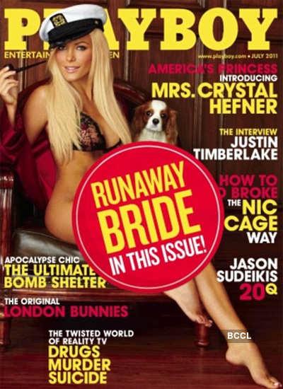 Hefner's wedding with Harris called off!