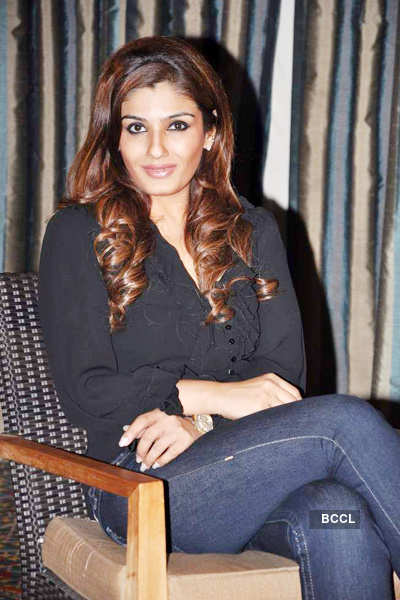 Raveena @ 'BHTB-Smile' event
