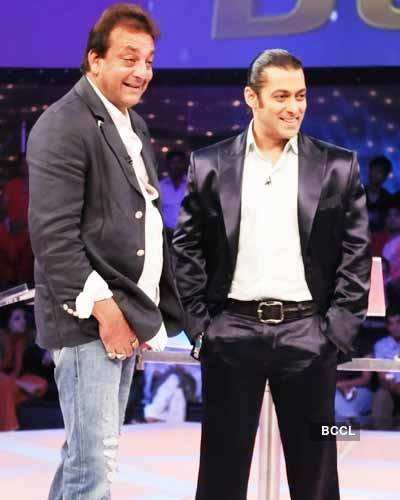 Sanjay Dutt to host 'Bigg Boss 5'?