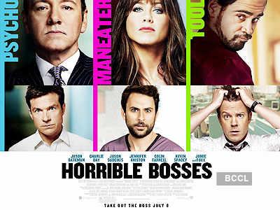 'Horrible Bosses'