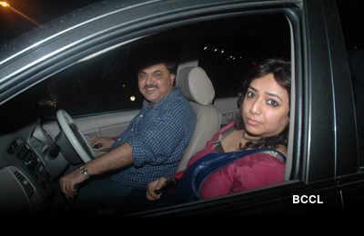 Aamir @ 'BHTB' screening