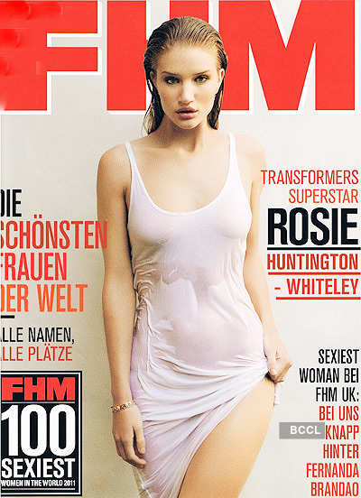 Sexy celebs on magazine covers