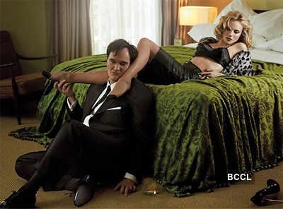 Tarantino's sexual romp with Beejoli!