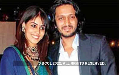 Riteish-Genelia to wed on 3rd February