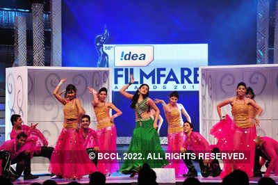 58th Idea Filmfare Awards 2010(South): Best Shots