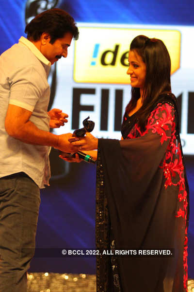 58th Idea Filmfare Awards 2010(South): Winners