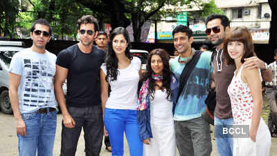 'ZNMD' stars on road drive