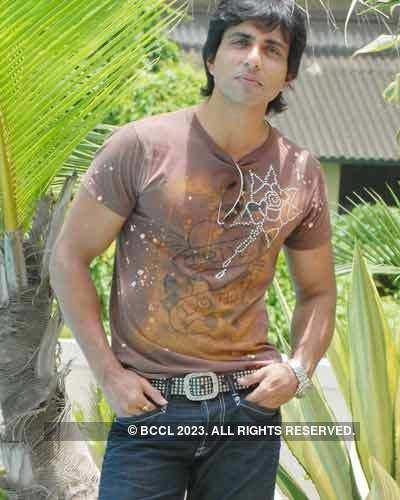 Sonu Sood's Portfolio Pics