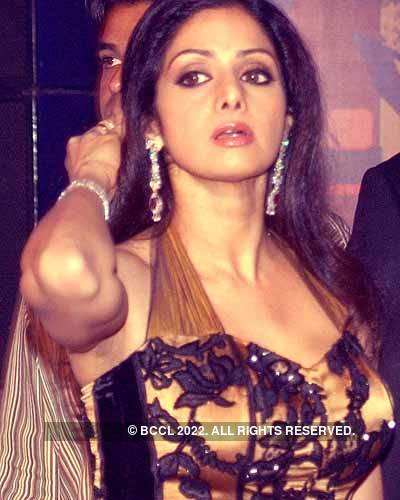 Sridevi in Western Outfit