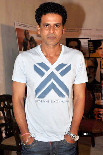 Big B, Manoj promote 'Aarakshan'