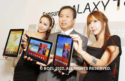 Samsung's new tablet
