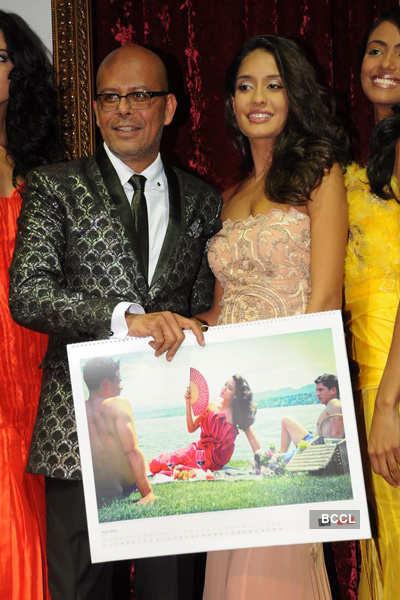 Unveling of Narendra Kumar's Swiss calendar