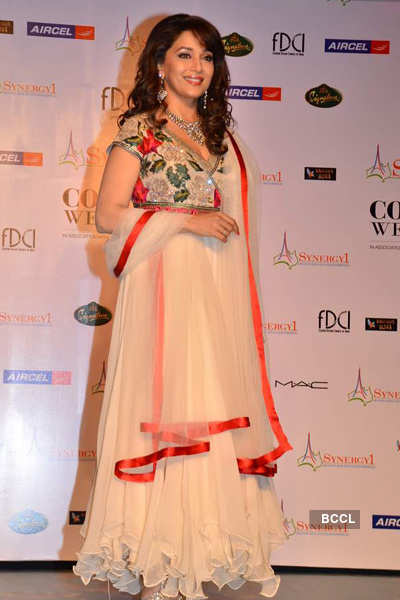 Stars at Delhi Couture Week '11