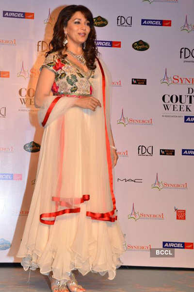 Madhuri at DCW '11