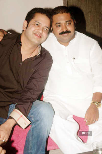 Rahul Mahajan's b'day bash