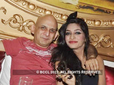 Arvina Purkayastha's b'day bash