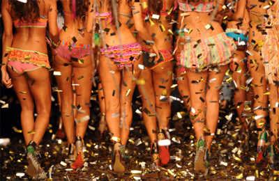 Colombiamoda fashion show