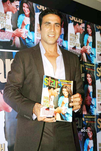 Akki @ magazine issue launch