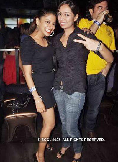 DJ Aqeel's Bollywood night
