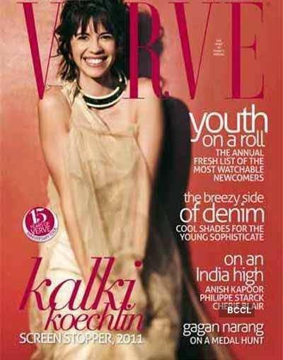 Bollywood actress Kalki Koechlin poses nude, gets trolled