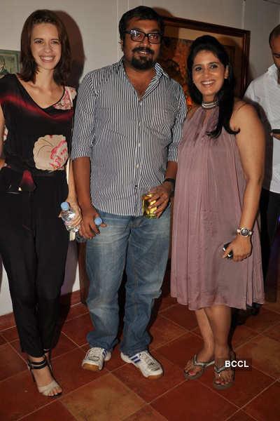Kalki, Anurag launch TV Commercial