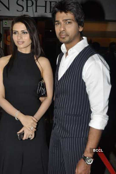 Nikhil Dwivedi's wedding reception