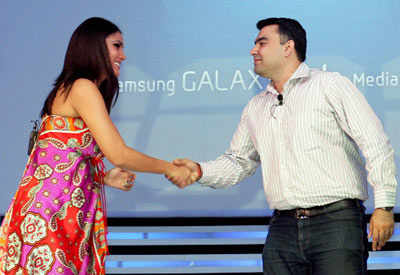 Launch : Samsung Galaxy mobile tablets