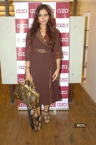 'Aza' fashion preview