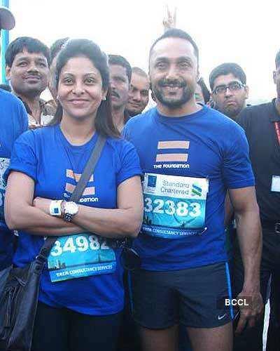 Shefali Shah and Rahul Bose