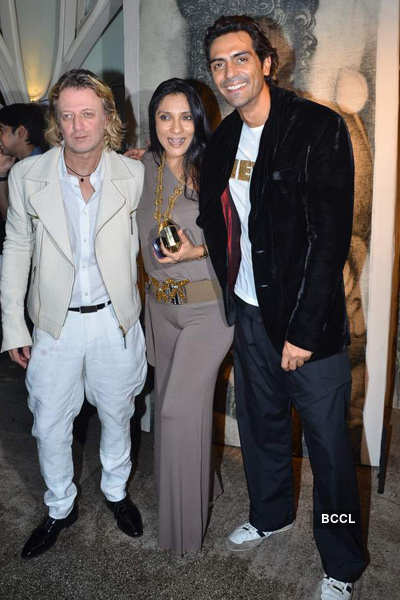 Rohit Bal's LFW after-show party