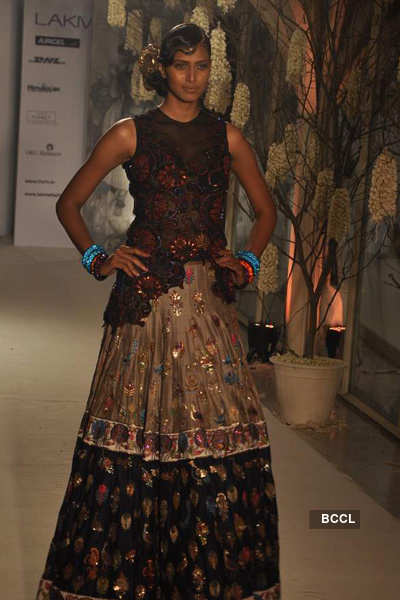 LFW '11: Day 1: Rohit Bal