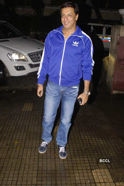 Anil Kapoor at 'Not a Love Story' screening
