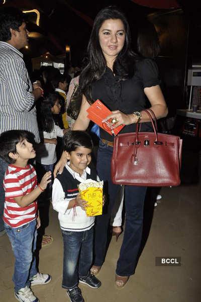 'Spy Kids 4D'- Mumbai