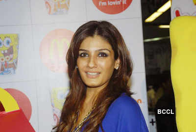 Raveena @ Nickelodeon event