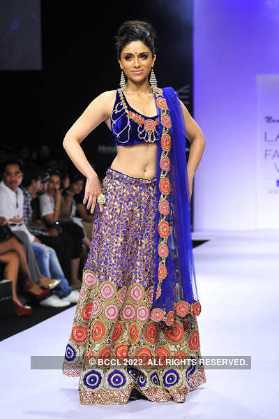 LFW'11: Day 6: Nandita Thirani