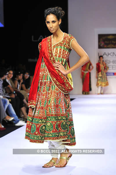 LFW'11: Day 6: Preeti S Kapoor