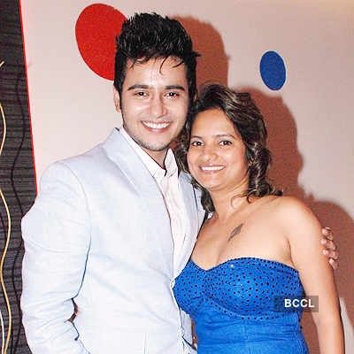 Aditya Rajput's b'day bash