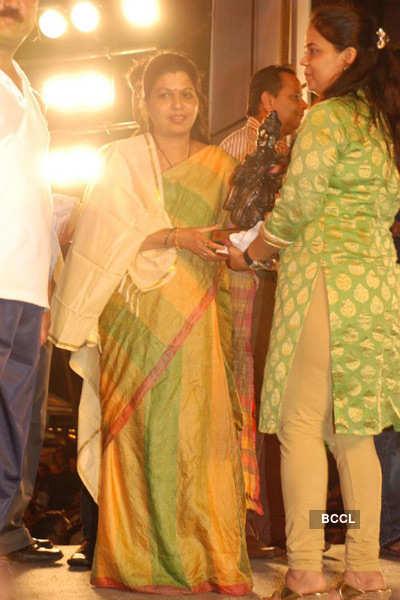 Pratap Sarnaik's Dahi Handi programme