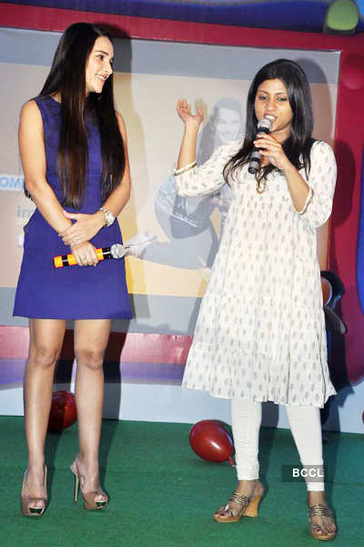 Launch of Tara Sharma show