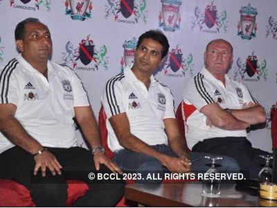 Launch: Liverpool Football academy