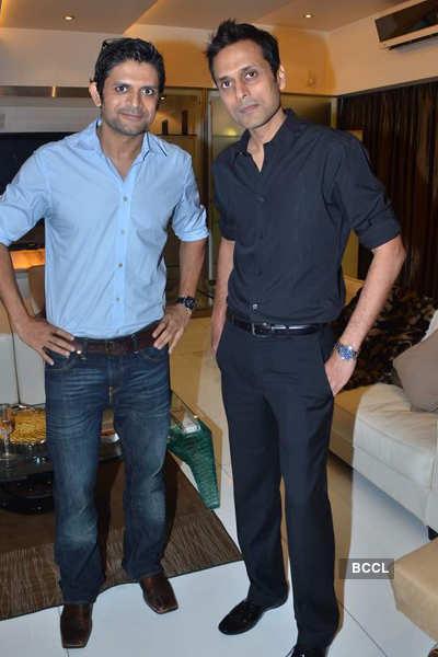 Sanjay Gupta & Ekta Kapoor's bash
