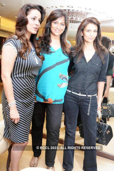 Neelam Kothari's store launch