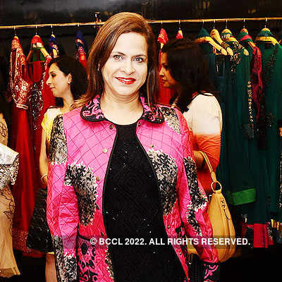Charu Parashar's store launch