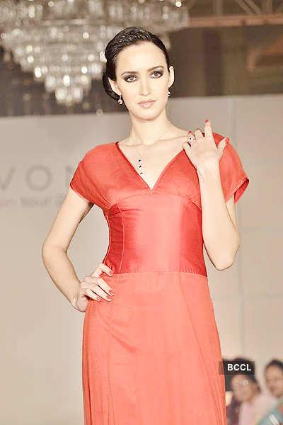 Avon fashion show